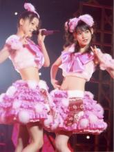 重ピンク・こはっピンクLIVE生写真3
